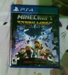 Minecraft stry mode ps4