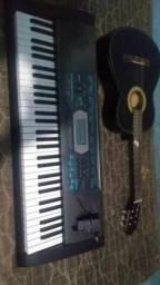 Troco por teclado
