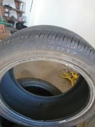 Vendo jogo de pneu 225/45/17