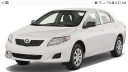 Toyota Corolla TenhoCarta de credito - 2009
