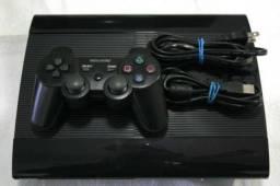 Playstation 3 Com 50 Jogos