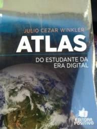 Atlas Geográfico com CD
