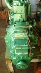 Motor mwm 226 com transmissão mwm