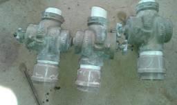 3 Válvulas de descarga Hidra