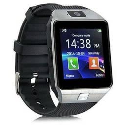 Relógio Celular Smartwatch Dz09 Chip 3g Cartão
