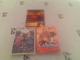 DVD's de shows