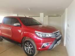 Toyota hillux srx 4x4 - 2016