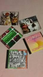 CDs novelas internacionais
