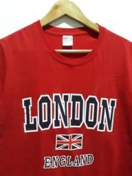 Camiseta importada inglesa