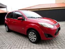 Fiesta Class 2013 1.6 Flex Vermelho Completo Único Dono Top de linha! - 2013
