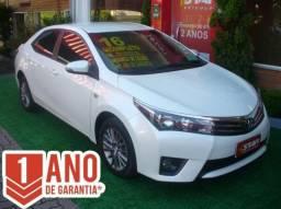 Toyota Corolla 2.0 Xei Flex aut 2016 - 2016