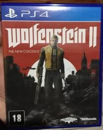 Jogo de PS4 Wolfenstein 2