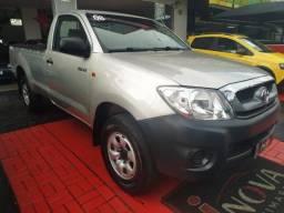 Toyota 4x4 Cabine simples Diesel 2008 imperdivel financia 100% !!! - 2008