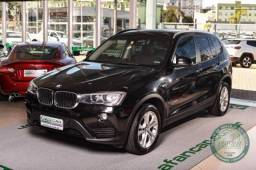 BMW X3 XDRIVE 20i 2.0 BI-TURBO 4x4 AUT./2016 - 2016