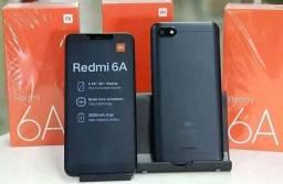Xiaomi Redmi 6A 16G/32G novo na Caixa (LACRADO)