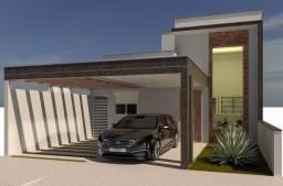 Casa térrea com living duplo, jardim park real - indaiatuba-sp
