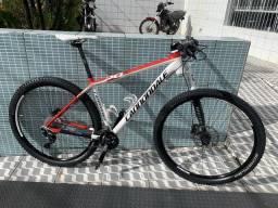 Bike cannondale flash 29 tamanho L