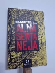 Livro: Alma Sertaneja - Benjamim Pessoa Vale