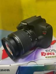 Canon T5 DSLR PROFISSIONAL