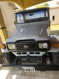 Toyota Bandeirante - 1999