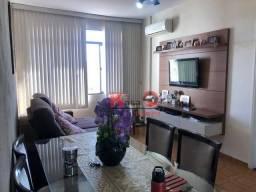 Apartamento com 2 dormitórios à venda, 78 m² por R$ 350.000,00 - Aparecida - Santos/SP