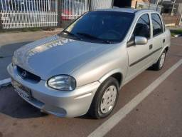 CORSA 2003/2004 1.0 MPFI CLASSIC SEDAN 8V ÁLCOOL 4P MANUAL