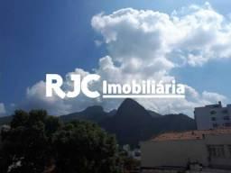 Apartamento à venda com 2 dormitórios em Grajaú, Rio de janeiro cod:MBAP24113