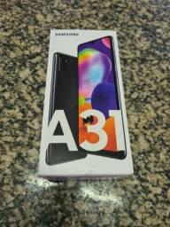 Samsung Galaxy A31 Lacrado c/ Nota Fiscal