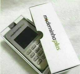 Máquina de cartão Moderninha PLUS