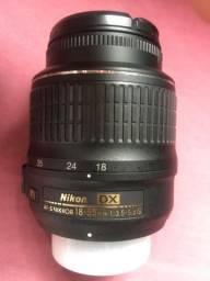 Camera profissional nikon d3100