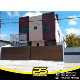 Apartamento com 2 dormitórios à venda, 60 m² por R$ 145.000,00 - Ernesto Geisel - João Pes