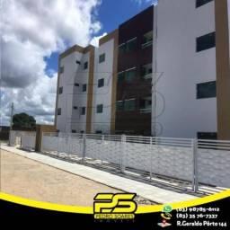 Apartamento com 2 dormitórios à venda, 55 m² por R$ 135.000,00 - Cristo Redentor - João Pe