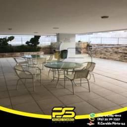 Apartamento com 3 dormitórios à venda, 325 m² por R$ 2.200.000 - Cabo Branco - João Pessoa