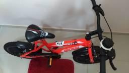Bicicleta infantil Mormaii - aro 16