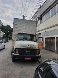 Vendo caminhão mercedez 89 - 1989
