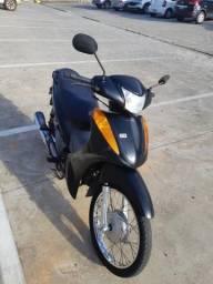 Honda Biz 100, partida elétrica, 2013 - 2013