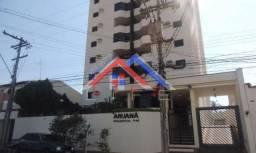Apartamento para alugar com 3 dormitórios em Vila santo antonio, Bauru cod:2841
