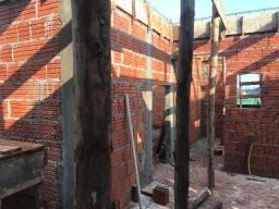 Casa em condomínio fase de construção pronto para financiamento