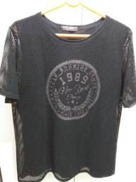 Camisa Verão Unissex