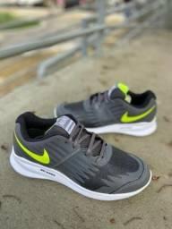 Tênis Nike Runner ( 38 ao 43 ) -- 3 Cores Disponíveis