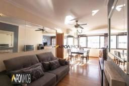 Apartamento com 3 dormitórios para alugar, 89 m² por R$ 3.000,00/mês - Jardim Botânico - P