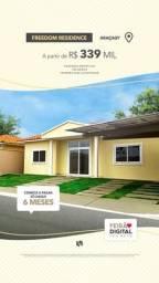 Freedom Residence | Casa no Aracagy | 113 m²