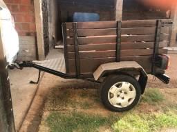 Vendo carrocinha /reboque R$ 2.500