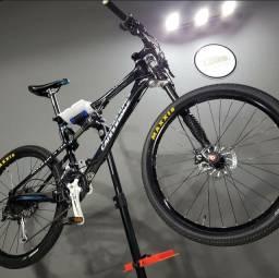 Bike cannondale lefty carbono