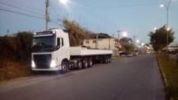 Volvo FH 500 8x2 2017
