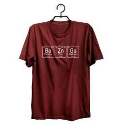Camiseta Bazinga Chemistry The Big Bang Theory