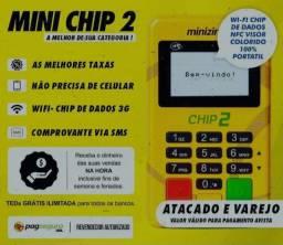 Título do anúncio: Promoção, as melhores, minizinha chip2, novas, lacradas
