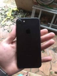 Vendo ou troco IPhone 7 jetblack