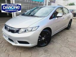 HONDA CIVIC 2013/2014 1.8 LXS 16V FLEX 4P MANUAL