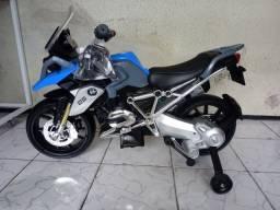 Moto elétrica 12v bmw GS